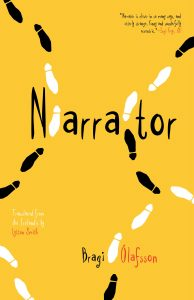 Narrator - cover